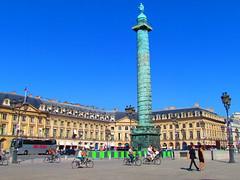 Place Vendme, Paris (twiga_swala) Tags: paris france classic architecture square french place classical column jules arron