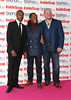Michael Obiora, Tony Marshall and Charles Dale The Inside Soap Awards 2012 held at One Marylebone London, England