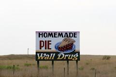 Pieeeee (the_mel) Tags: wall southdakota pie highway billboard advertisement drug 90 i90 walldrug