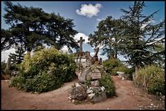 The monument at Noirterre, France. (bevscwelsh) Tags: france monument sonya700 tokina1116 noirterre