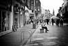 Parked (stephen cosh) Tags: life street city people blackandwhite bw sepia mono scotland town candid streetphotography rangefinder perth reallife humancondition blackandwhitephotos 50mmsummilux blackwhitephotos leicam9 stephencosh leicammonochrom leicamm