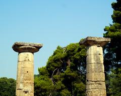 Ολυμπία - Olympía (Sergio Dini) Tags: grecia rovine resti ellade ολυμπία olympía sergiodini