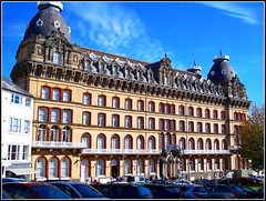 Grand Hotel at Scarborough .. (* Janets Photos*Site to slow to Comment) Tags: uk yorkshire grand oldbuildings scarborough hotels resorts takenwithlove mindigtopponalwaysontop lovelyflickr thegoldenachievement goldenachievement rememberthatmomentlevel1
