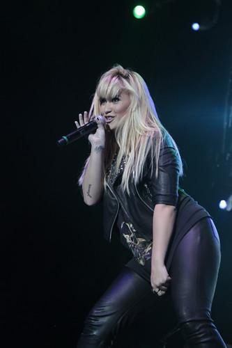 Demi Lovato @ Z Festival 2012