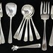 "Lot 2048.  Gorham ""Fairfax"" Sterling Silver Flatware"