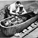 "Howard Carter examines King Tut's mummy • <a style=""font-size:0.8em;"" href=""http://www.flickr.com/photos/35150094@N04/8045843186/"" target=""_blank"">View on Flickr</a>"
