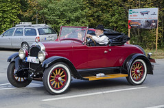 Chrysler 50 (1925) (The Adventurous Eye) Tags: classic car race climb do hill brno chrysler 50 1925 rallye závod soběšice vrchu brnosoběšice
