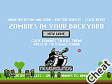 殭屍在你後院:修改版(Zombies In Your Backyard Cheat)