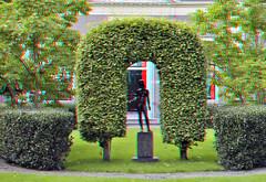 Hofje van Oorschot Haarlem 3D