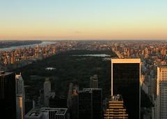 Night falling over NY City (powerfocusfotografie) Tags: city ny newyork architecture buildings scenery view centralpark henk nikond90 powerfocusfotografie