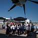 Marines host youngsters' field trip to Cherry Point flight line
