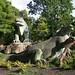 Iguanadons at Crystal Palace