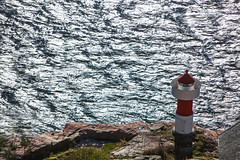 Odderya Lighthouse (Geir Vika) Tags: sea vann srlandet kristiansand hav vika sj geir odderya bildekritikk lighthousetrek geirvika