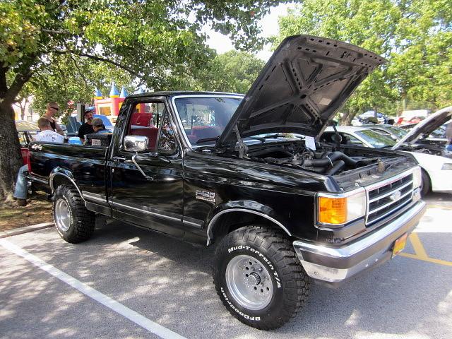 ford truck 4x4 pickup f150 1990 carshow laurelmd laurellionsclub laurelmunicipalcenter