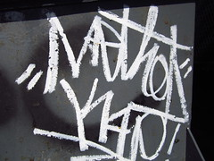 Method K4P (236ism) Tags: graffiti los angeles method k4p