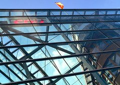 Berlin - CDU - Bundesgeschftsstelle (Bardazzi Luca) Tags: building berlin glass architecture germany deutschland arquitectura europe cdu architettura bundesrepublik germania berlino brandeburg brandeburgo bundesgeschftsstelle petzinka pinkundpartner