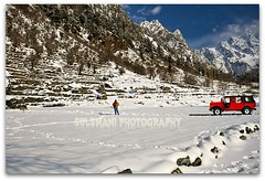 MATALTAN , SWAT VALLEY , PAKISTAN (TARIQ HAMEED SULEMANI) Tags: winter pakistan tourism nature colors trekking canon north culture tariq swat northernpakistan supershot concordians sulemani tariqhameedsulemani mataltanglacier