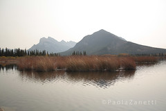 Vermilion Lake (Pecorella_Bertina) Tags: mountain lake canada nature alberta banff vermilionlake