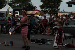 Buskers Kingston 2016 (Rick 2025) Tags: brick fire kingston juggling fireshow 2016 mightymike kingstonbuskersrendezvous