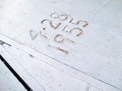 Concrete Date (BunnyHugger) Tags: indiana amusementpark monticello indianabeach