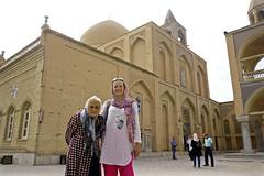 Vank Church Memories ($ALEH) Tags: serbian vankchurch isfahan chistian iran architect    people old