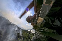 160720-Z-CA180-219 (Alaska National Guard) Tags: alaska helicopter anchorage wildfire mchughcreek uh60blackhawk waterbucket bambibucket alaskaarmynationalguard 207thaviation 2016alaskawildfires
