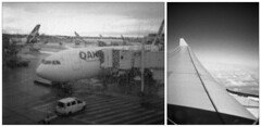 Showery Flyaway Mood (Sergiy Lenzion) Tags: bwfp film forte canon demi demic halfframe 35mm 135