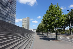 BnF @ Paris (*_*) Tags: paris france europe city summer july 2016 sunday sunny national library bnf francoi mitterrand morning