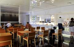 Dining space (A. Wee) Tags: cathaypacific  thebridge  lounge hongkong hkg    china