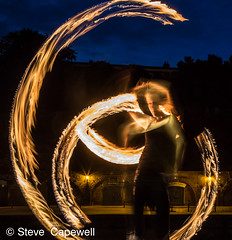 _A3A0214-4 (isca-images) Tags: elodie fire streetentertainment juggling