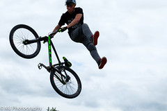 Flying High (MPJ2006) Tags: bike stunt high airborn sport people skill