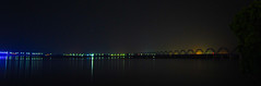 IMG_0353 (latheshkumar1) Tags: godavari rajahmundry lathesh kumar night bridge longexposure