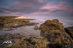 (Joaquim Pinho Photography) Tags: seven sisters south downs england national park landscape photography joaquim pinho sunset beach coast sussex east