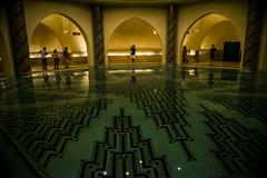 hammam (vinesp) Tags: moscheadiassan casablanca nikon d800 hammam marocco riflessi viaggindo vagabondando