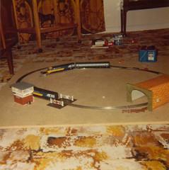 InterCity 125 Hornby train set (Mick Travis) Tags: 1970 1970s 1977 hornby intercirty inter city train set christmas