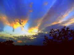 New York Sunset (dimaruss34) Tags: newyork brooklyn dmitriyfomenko image sunset summer sky clouds