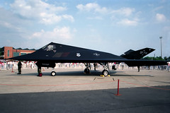 85-0830 (IanOlder) Tags: f117 black jet tonopah stealth f117a lockheed tr 850830 aircraft