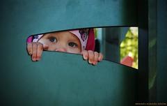 I see you (MIKAEL82KARLSSON) Tags: eminah leker lekpark grängesberg gränges dalarna sverige sweden nikonp900 mikael82karlsson
