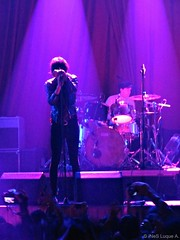 The Horrors (Ins Luque Aravena) Tags: music stage performer gig concert horrors faris badwan coffin joe