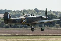 No 303 sqn Hurricane I (Nick Collins Photography, Thanks for 2.1 million v) Tags: raf aircraft airshow aviation flying military ww2 duxford iwm canon 7dmk2 hawker hurricane p3700 rfe