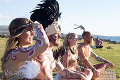 Emily & Matthew (KaruaChile) Tags: wedding anncestral rapanui karua chile martins matrimonio island tahai