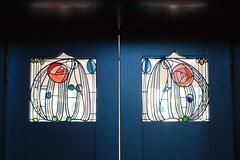 Music Room Door detail (Raven Photographic) Tags: glasgow scotland bellahouston houseforanartlover mackintosh