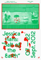 SALT OF THE EARTH (jessica hans) Tags: art ceramics jessica contemporaryart contemporary hans athens baltimore greece athensgreece ommu jessicahans september2012 ommudistribution