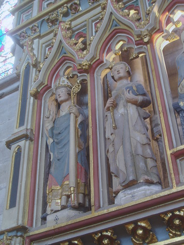 St Thomas of Hereford & St Ethelbert, Hereford Cathedral