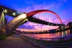 彩虹橋 / Rainbow Bridge (kth517) Tags: taiwan taipei 台灣 台北 rainbowbridge 彩虹橋