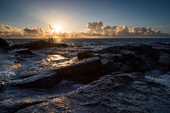 () Tags: morning light sea sky sunlight color beach clouds sunrise landscape nikon natural  taiwan    d4            nikond4