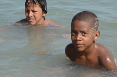 A los ojos (K-minantes Colectivo) Tags: mar colombia cine nios caribe islafuerte kminantes