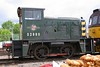 BR Yorkshire Engine Co. / Rolls Royce Diesel Shunter ( Class 02 ) 0-4-0DH D2860