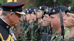 The Mercian Regiment - Formation 1 September 2007 74 (The Mercian Regiment) Tags: formation tamworthcastle mercianregiment