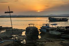 Irrawaddy (DmitryK68) Tags: sunset river asia burma myanmar mandalay irrawaddy закат вечер азия мьянма